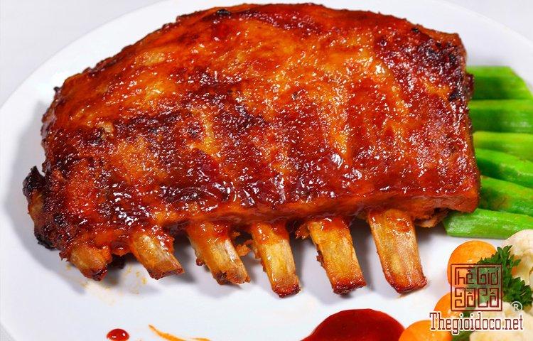 Món sườn nướng táo nóng hổi cho ngày tết.jpg