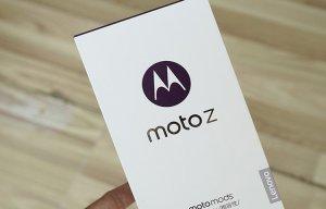 Ảnh Moto Z siêu mỏng sắp bán ở Việt Nam