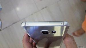 Galaxy Note5 32gb gold 2sim (N9208)-mới 99%--zin từ a-z--có