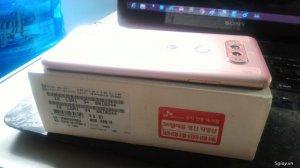 LG V20 ROSE GOLD Hàn Fullbox & Likenew cần ra đi