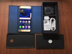 SS Galaxy S7 Edge ,Full Hộp,Như mới,Hàng chính hãng SSVN,Còn BH 8thang
