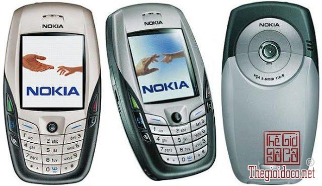 Chuyên các dòng điện thoại cổ xưa chính hãng như 3100,6610i,7610,3250,8250,c2-00,8850,8800,6700....