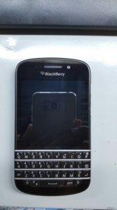 Bán Blackperry Q10 màu đen 98% bảo hành 2 tháng