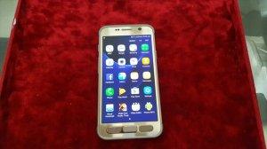 Samsung Galaxy S7 ACTIVE 2 mầu Gold vs Camo 1 sim bản 32Gb đẹp 99%.