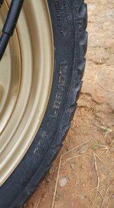 Honda Ape 50 date 2005 - Xe cổ độc