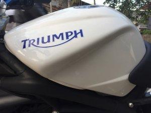 Triumph Streettriple RX 675cc date 2011 mới 95%