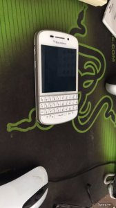 Blackberry Q10 white Verizon