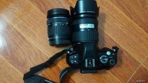 Olympus ống kính rời + lens ve chai