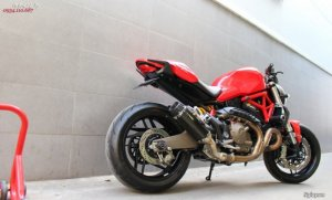 DUCATI Monster 821 ABS 2015