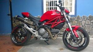 Bán xe Ducati Monster 795