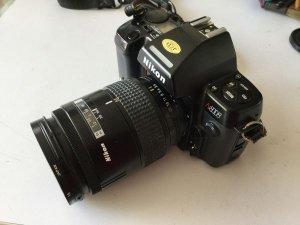 Nikon 28-85mm body 8008