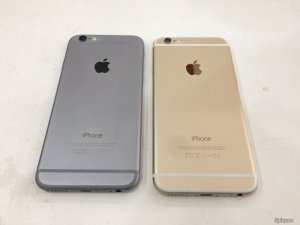Iphone 6 16g gold và grey zin