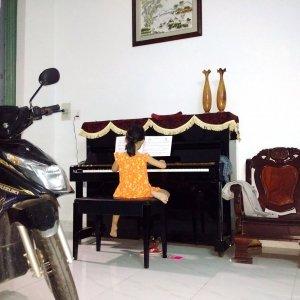 Piano cơ Kaiser Yamaha - Japan bảo hành 2 năm