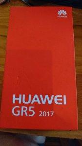 Huawei GR5 2017 GOLD new bh 12 tháng