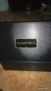 Bán Flycam Phantom 3 pro