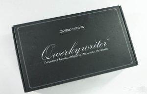 Trải nghiệm Qwerkywriter: Bàn phím cơ với thiết kế như máy đánh chữ, giá 7 triệu đồng