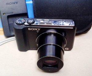 Sony HX9V xách tay Japan