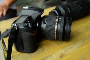 Tamron 17-50 VC for Nikon