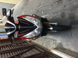 Airblde Fi 110 đỏ đen mới 90%