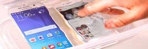Kinh nghiệm xử lý Smartphone khi bị vào nước trong vài bước đơn giản