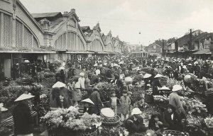 Những hình ảnh đẹp về Tết xưa Hà Nội qua ảnh tư liệu quý vô cùng đẹp