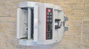 Máy đếm tiền bill counter 2100 uv zin