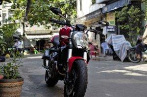 Ducati 821 ABS HQCN xe đẹp không tì vết Odo 770km...