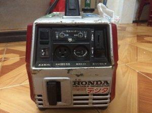Máy phát điện Honda EM400 Nhật GIÁ 2 TR