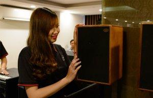SR Audio ra mắt các sản phẩm loa công suất lớn cho sân khấu