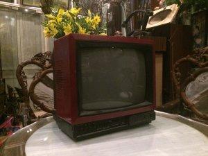 Tivi JVC vỏ đỏ - ước ao 1 thuở