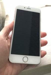Cần bán iphone 6s Rose Gold 16GB mới 99%, hình thật