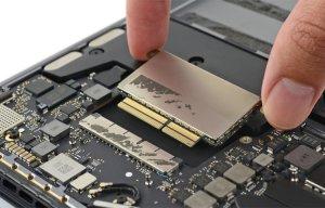 Kinh nghiệm nâng cấp SSD MacBook – Hướng dẫn độ MacBook