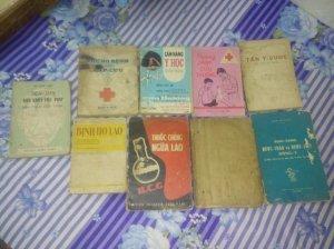 9 cuốn sách đông - tây y học xưa.