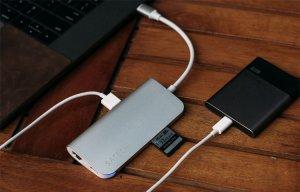 Trên tay HUB USB-C SATECHI: Nhiều tính năng, hoàn thiện kém, khá đẹp