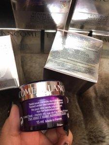 Cream dưỡng Lancome dùng cho mặt và cổ 15g