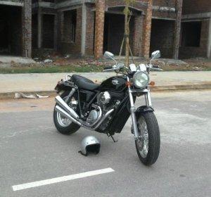 Honda VRX 400cc.can gl gia 5x tr