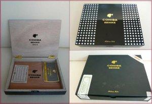 Xin giới thiệu Cigar Cohiba Behike 54 & 56(Box 10)