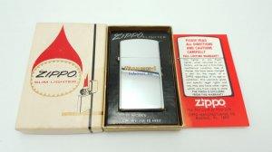 Zippo slim 19741 mới nguyên zin ,chưa vô xăng
