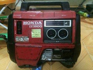 Phát điện Honda xách tay EB900 đã móc 220v 900va