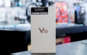 Đập hộp LG V20 chính hãng, G5 SE chính hãng