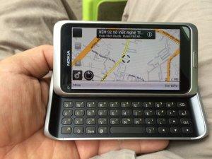 Nokia E7 new fullbox. Siêu độc