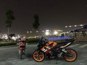 Bán Honda CBR150 hang nhap thai
