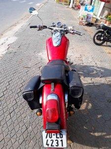 Xe mô tô Lyfan đầy mạnh mẽ