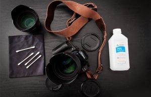 Hướng dẫn vệ sinh máy ảnh DSLR và vệ sinh ống kính máy ảnh