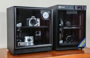 So tủ chống ẩm giá 2 triệu đồng: Nikatei NC-30S và Euroka HD-40HG