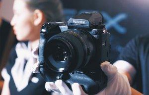 Fujifilm ra mắt siêu máy ảnh GFX 50S giá 150 triệu tại VN