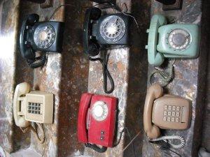 6 chiếc điện thoại xưa