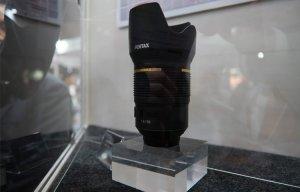 Pentax đang phát triển ống kính D FA 50mm F1.4, tương thích cảm biến Full Frame