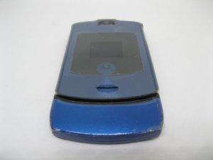 """Motorola V3i """"Màu Xanh Blue"""" nguyên zin cực đẹp"""
