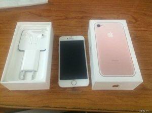 Ip7 FPT 32gb New 100% màu hồng